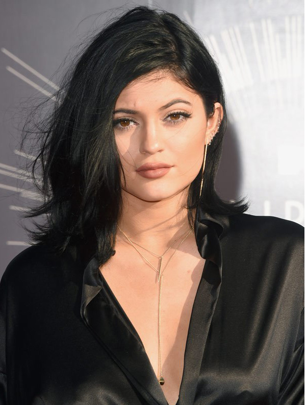 "Layered Wavy 12"" Best Kylie Jenner Wigs"