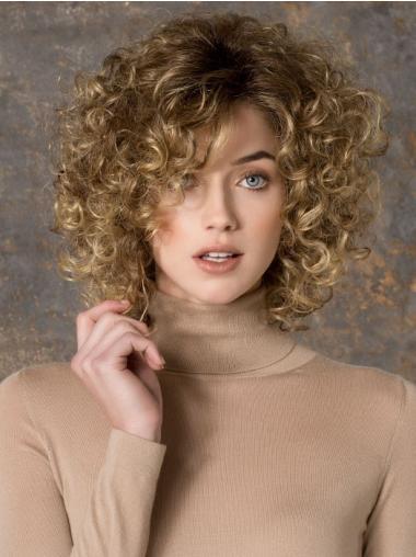 Stylish Capless Synthetic Wig