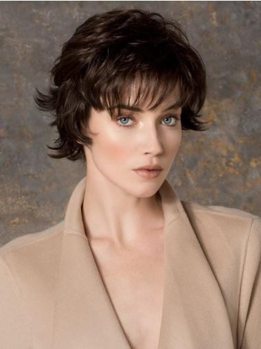 Short Synthetic Lace Wigs