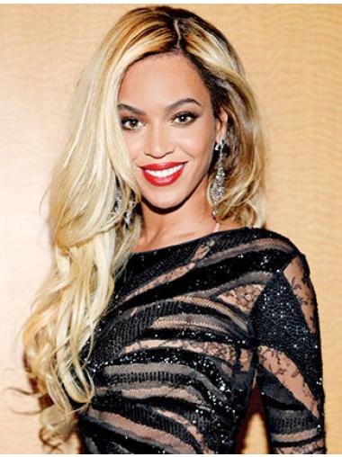 "Discount 24"" Without Bangs Lace Front Beyonce Wigs"