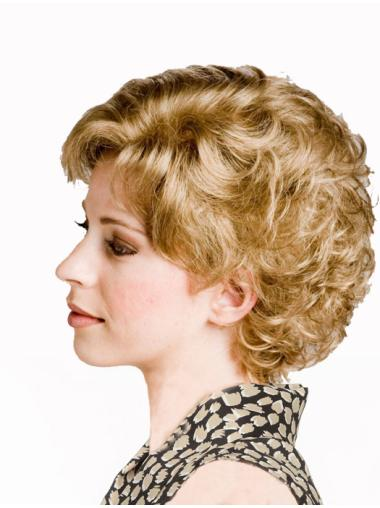 """Gorgeous Blonde 10"""" Classic Wigs"""