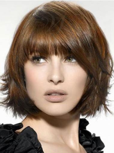 Durable Straight Synthetic Wigs