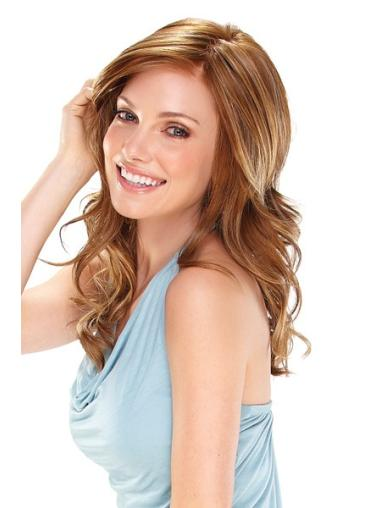 Perfect Long Blonde Synthetic Wigs