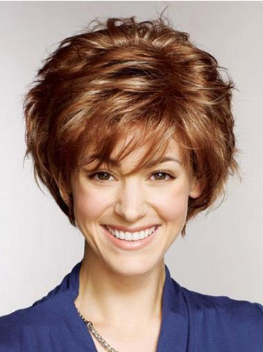 Hand Tied Super Short Wigs